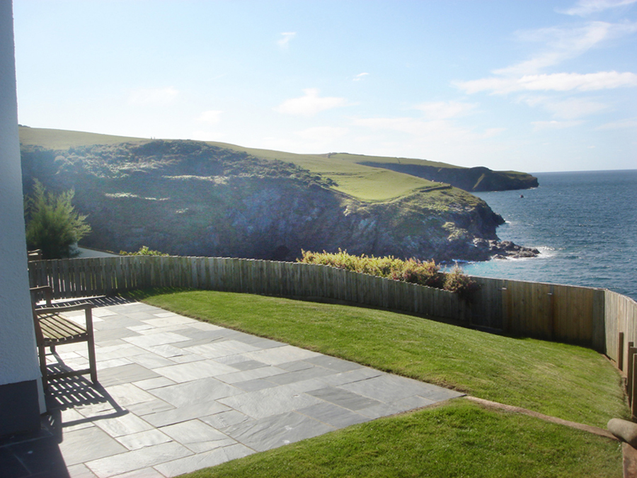 Incredible Clifftops At 1 Overcliff Port Isaac Cornwall Holiday Interior Design Ideas Inesswwsoteloinfo