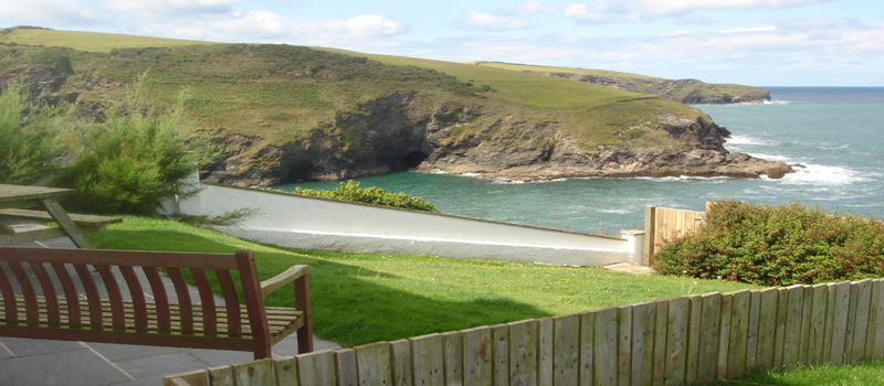 Pleasant Port Isaac Overcliff Holiday Cottage Holidays In Port Interior Design Ideas Inesswwsoteloinfo